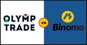 olymp trade vs binomo