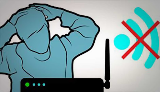 IQ Option tidak bisa dibuka - Masalah Jaringan Internet