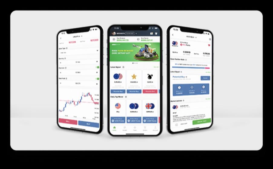 MiFx Mobile Aplikasi